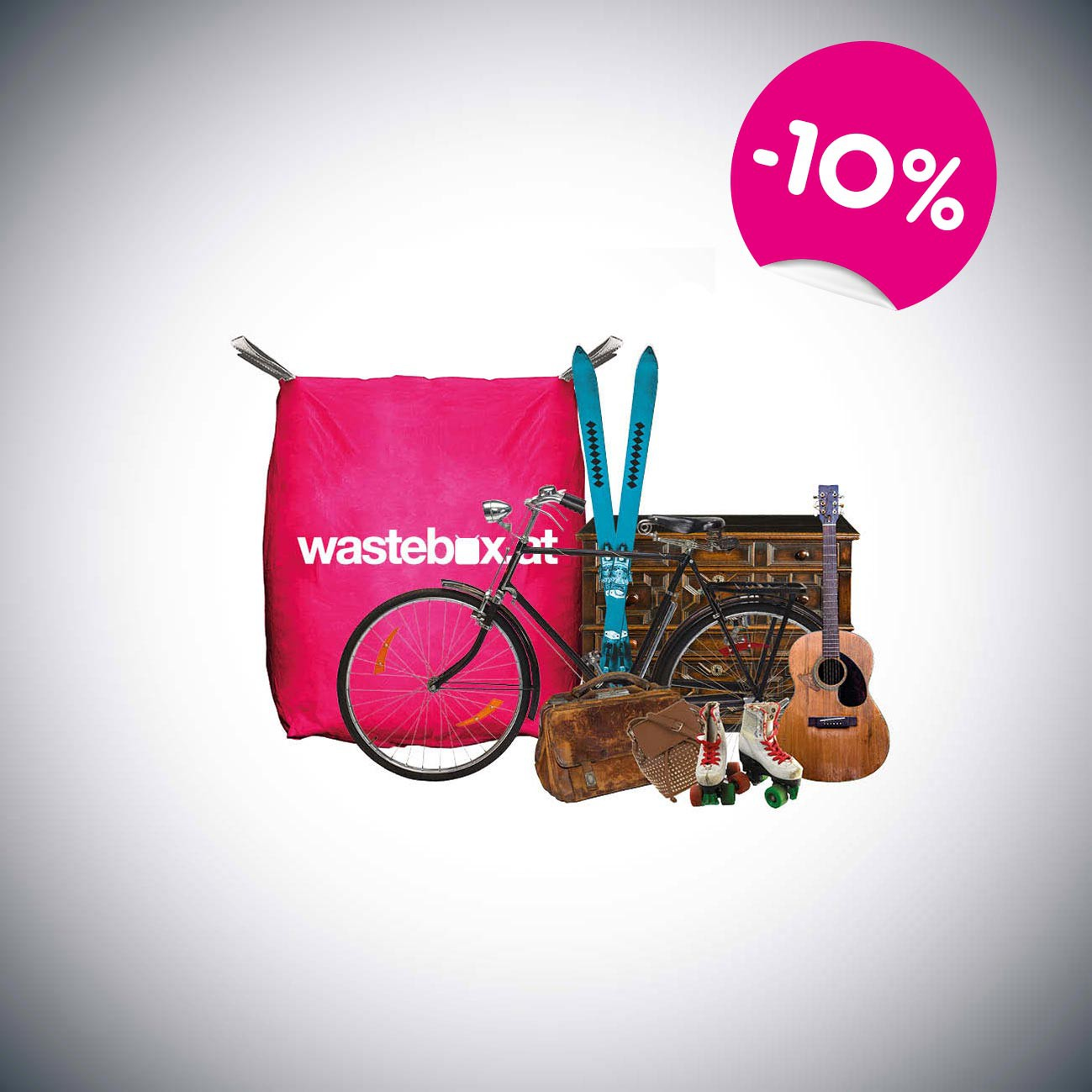 Big Bag Altwaren -10%