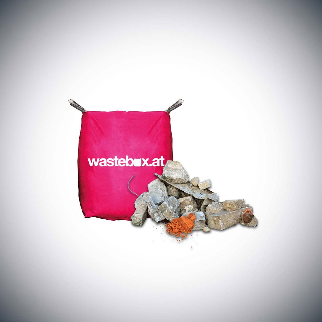 Big Bag Bauschutt