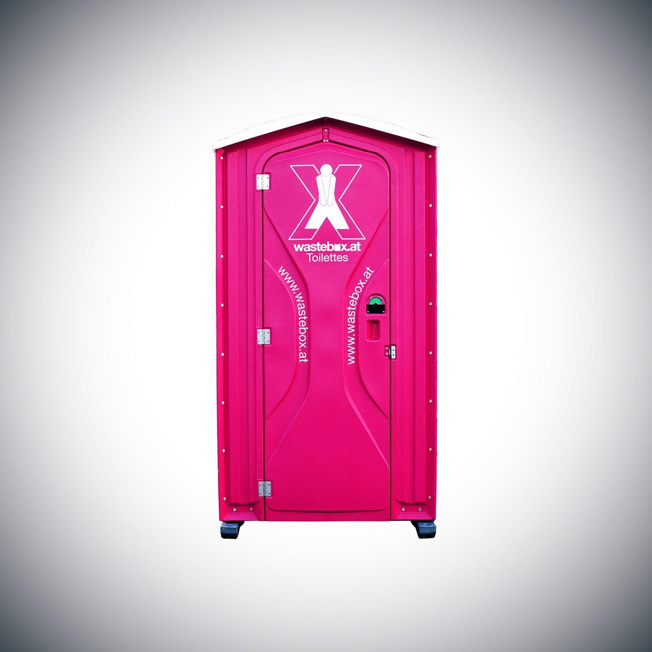 wastebox-Toilette Basic