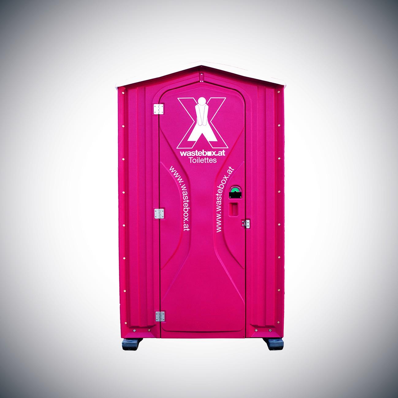 wastebox-Toilette Handicap
