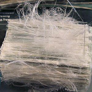 Asbestzement [Eternit] - Was darf nicht hinein: Asbestschnüre