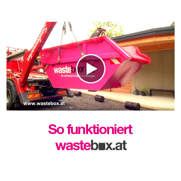 Video: So funktioniert wastebox.at